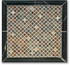 Mosiac Tile Kitchen Backsplash